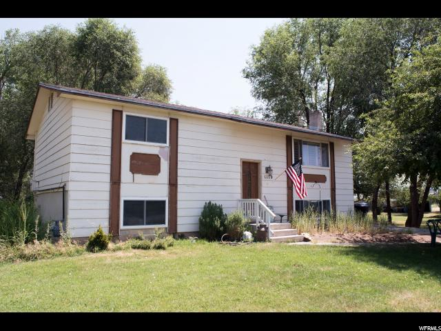 Single Family for Sale at 1170 N 1600 W 1170 N 1600 W Lewiston, Utah 84320 United States