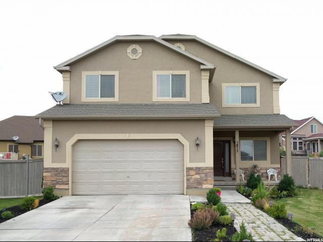 单亲家庭 为 销售 在 3835 E PINEHURST Drive 3835 E PINEHURST Drive Eagle Mountain, 犹他州 84005 美国