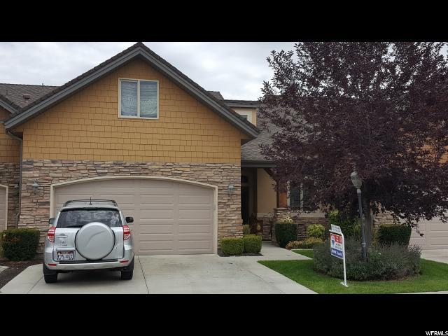 Condominium for Sale at 1884 W GOLDEN POND WAY WAY 1884 W GOLDEN POND WAY WAY Orem, Utah 84058 United States