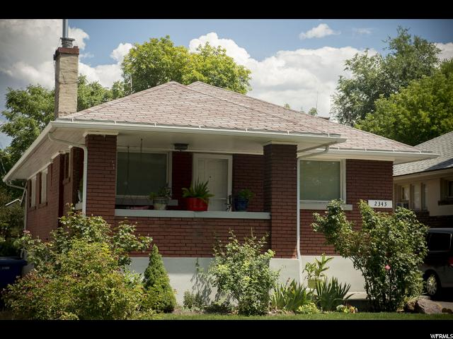 2343 S GREEN ST Salt Lake City, UT 84106 - MLS #: 1467895