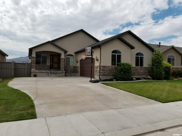 3402 E HEYWARD CT Eagle Mountain, UT 84005 - MLS #: 1467907