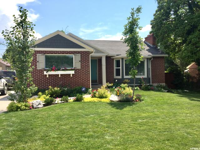 Home for sale at 2438 E 2900 South, Salt Lake City, UT 84109. Listed at 399999 with 4 bedrooms, 2 bathrooms and 2,086 total square feet