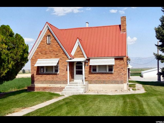 Один семья для того Продажа на 9074 N 11600 W Penrose, Юта 84337 Соединенные Штаты