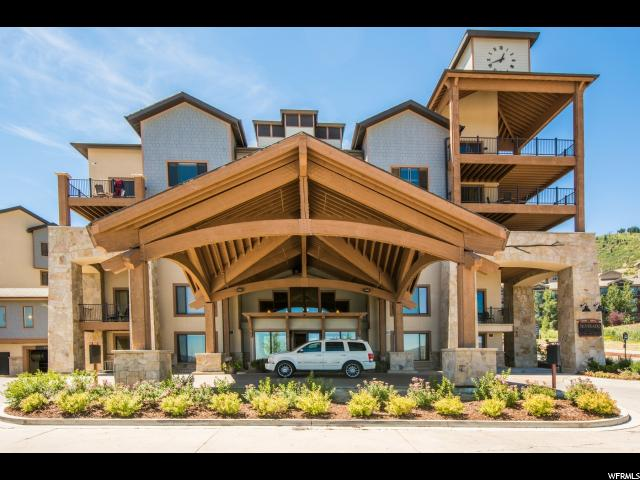 2653 CANYONS RESORT DR. Unit 231/33, Park City UT 84098