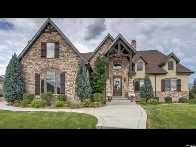 Unique la famille pour l Vente à 12458 TIMBERLINE Drive 12458 TIMBERLINE Drive Highland, Utah 84003 États-Unis