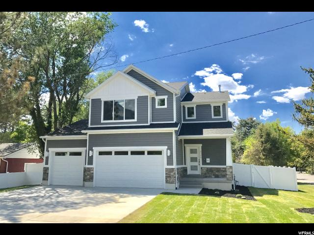 Home for sale at 4140 S 1400 East, Millcreek, UT  84124. Listed at 529900 with 5 bedrooms, 4 bathrooms and 3,200 total square feet