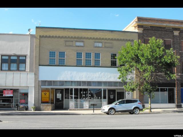 Commercial for Sale at 00601.00, 922 WASHINGTON Street 922 WASHINGTON Street Montpelier, Idaho 83254 United States