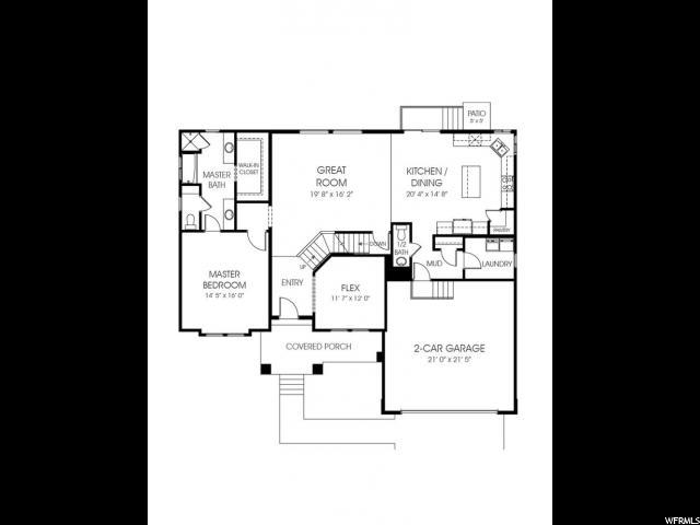 6579 W TIMBERBROOK RD Unit 343 Herriman, UT 84096 - MLS #: 1468117