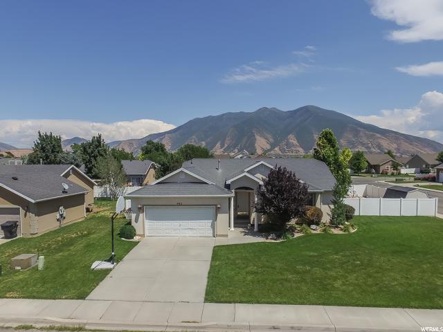 Unique la famille pour l Vente à 993 S 1660 E 993 S 1660 E Spanish Fork, Utah 84660 États-Unis