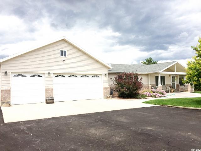 Single Family for Sale at 1283 N 6800 E Croydon, Utah 84018 United States