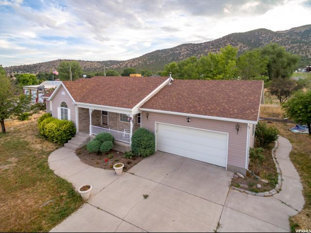 Single Family for Sale at 177 N CHURCH Street Cedar Fort, Utah 84013 United States