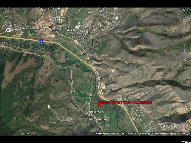3772 W FRANCIS DR Mountain Green, UT 84050 - MLS #: 1468350