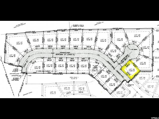 Land for Sale at 4172 W 2400 N Corinne, Utah 84307 United States