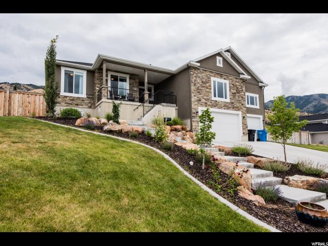 3088 N MAHOGANY VALLEY RD, North Logan UT 84341