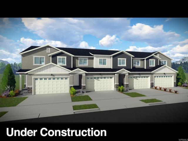 Maison accolée pour l Vente à 14556 S QUIET SHADE Drive 14556 S QUIET SHADE Drive Unit: 191 Herriman, Utah 84096 États-Unis