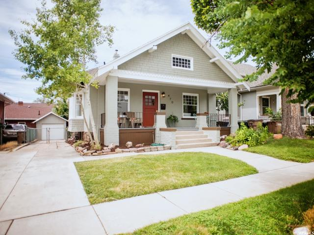 470 S DOUGLAS ST, Salt Lake City UT 84102