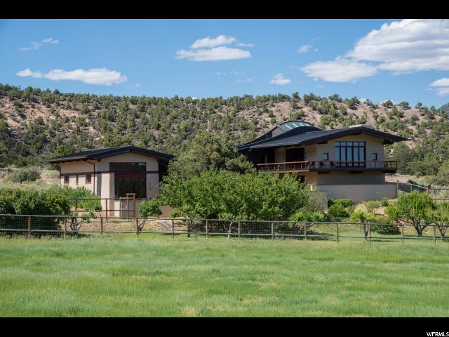Single Family للـ Sale في 4775 W KING'S RANCH Road Boulder, Utah 84716 United States