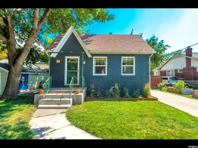 Home for sale at 472 E Bryan Ave, Salt Lake City, UT  84115. Listed at 290000 with 3 bedrooms, 1 bathrooms and 1,408 total square feet