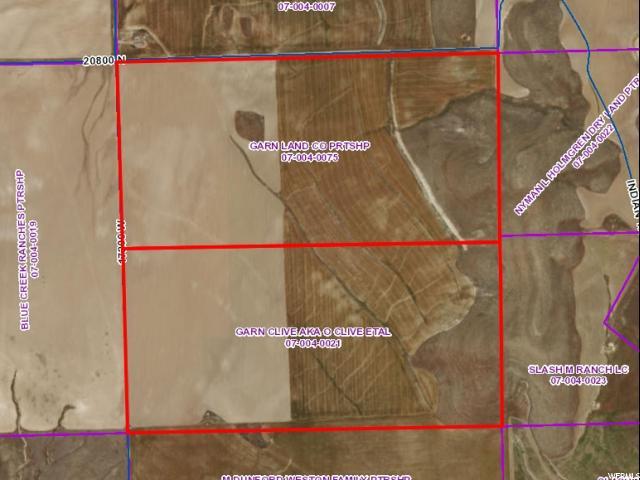 Terreno por un Venta en 20000 N 17200 W Howell, Utah 84316 Estados Unidos