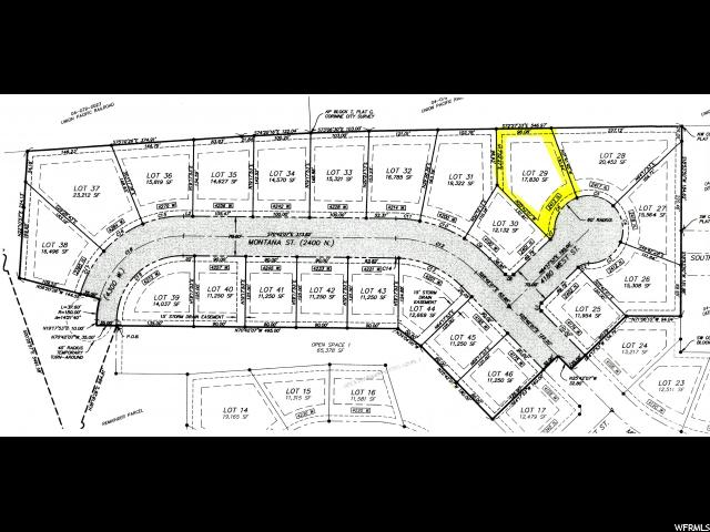 Land for Sale at 2413 N 4180 W 2413 N 4180 W Corinne, Utah 84307 United States