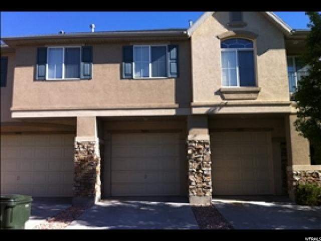 Townhouse for Sale at 3884 W VENDEE Avenue 3884 W VENDEE Avenue West Jordan, Utah 84084 United States