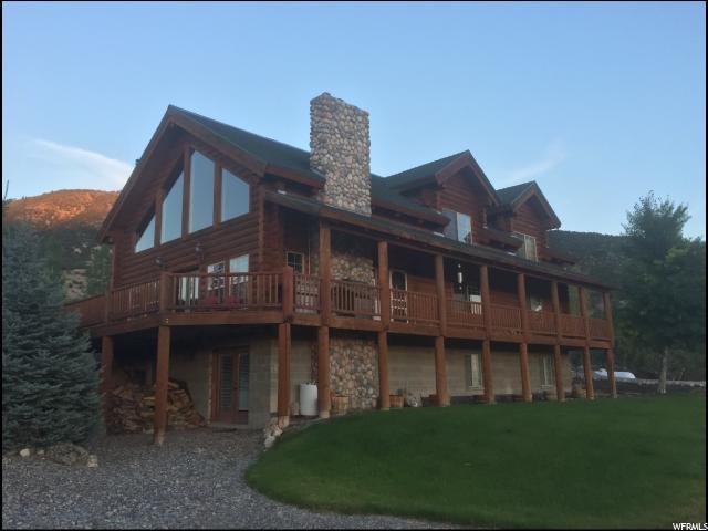 Single Family للـ Sale في 500 N 1000 E Manti, Utah 84642 United States
