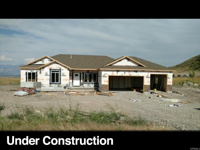Single Family for Sale at 1668 N 8150 W Petersboro, Utah 84325 United States