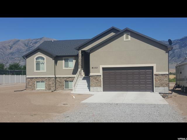 Single Family for Sale at 8330 N 4600 W Elwood, Utah 84337 United States