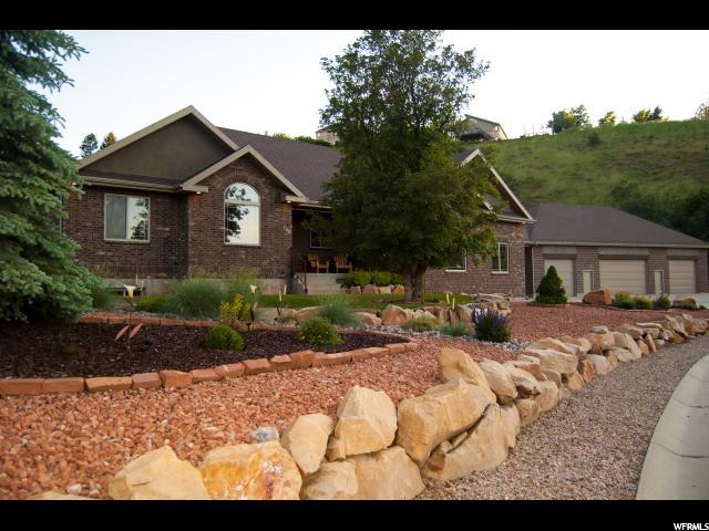 Single Family for Sale at 750 E PARK Drive Elk Ridge, Utah 84651 United States