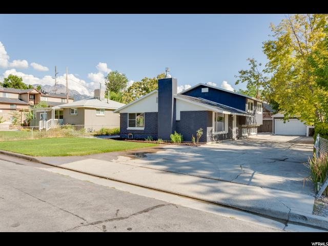 Single Family for Sale at 862 E SPRING VW Salt Lake City, Utah 84106 United States
