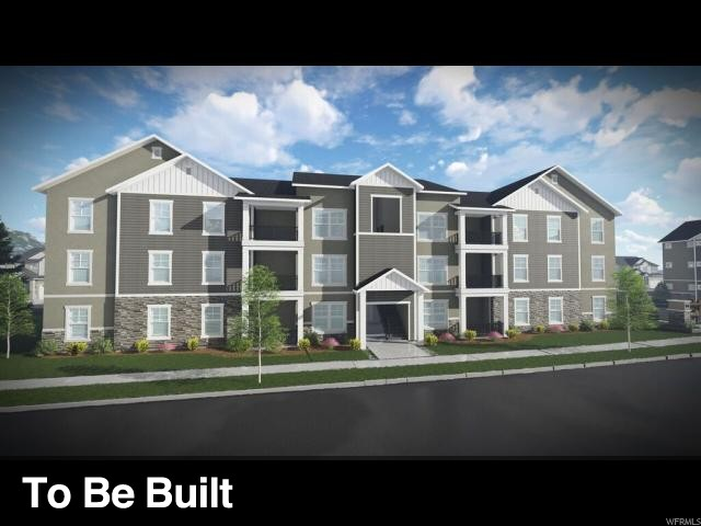 Condominium for Sale at 3984 W 1850 N 3984 W 1850 N Unit: D203 Lehi, Utah 84043 United States