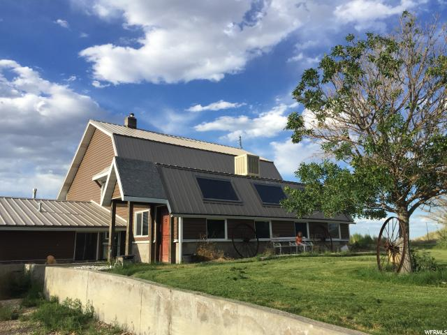 Single Family for Sale at 3961 S 6000 W 3961 S 6000 W Ioka, Utah 84066 United States