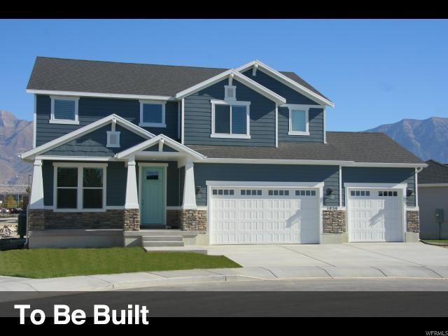 Один семья для того Продажа на 824 N 650 W 824 N 650 W Unit: 24 Mapleton, Юта 84664 Соединенные Штаты