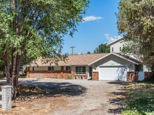 Single Family for Sale at 8213 S OLD BINGHAM HWY West Jordan, Utah 84088 United States