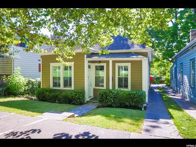 Один семья для того Продажа на 156 S 1200 E Salt Lake City, Юта 84102 Соединенные Штаты