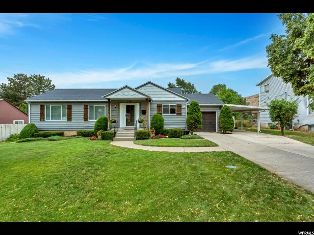 Home for sale at 3331 E Metro Way, Salt Lake City, UT 84109. Listed at 499900 with 5 bedrooms, 3 bathrooms and 2,616 total square feet
