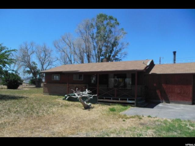 Single Family for Sale at 3068 W 2500 N Arco, Idaho 83213 United States