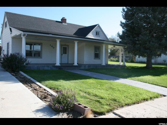 Single Family for Sale at 160 W 100 N Gunnison, Utah 84634 United States