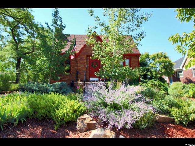 Home for sale at 1650 E 1300 South, Salt Lake City, UT  84105. Listed at 465000 with 4 bedrooms, 2 bathrooms and 1,980 total square feet
