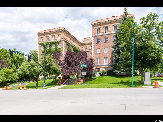 1283 E SOUTH TEMPLE ST Unit 403 Salt Lake City, UT 84102 - MLS #: 1469459