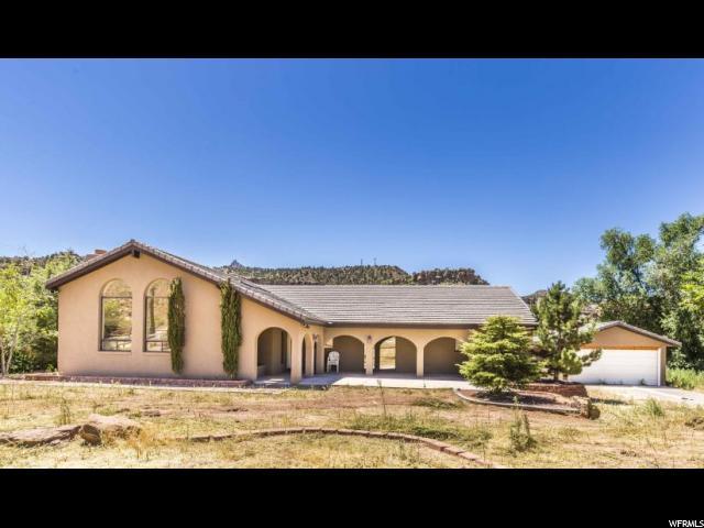 Unique la famille pour l Vente à 398 E MAIN Rockville, Utah 84763 États-Unis