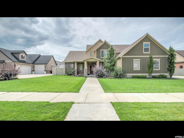 Single Family for Sale at 853 HERITAGE POINTE Circle West Bountiful, Utah 84087 United States