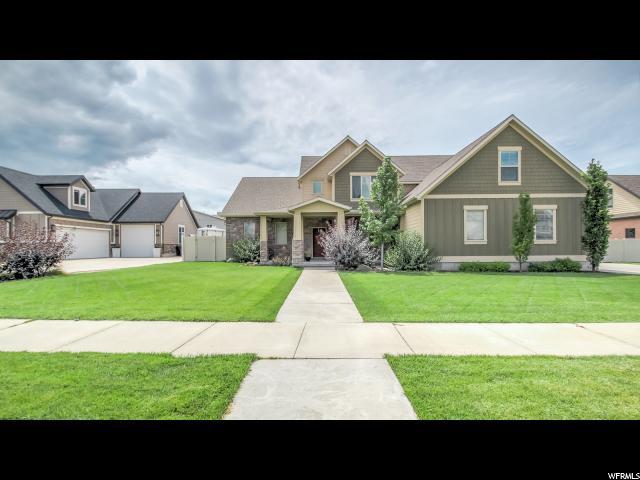 单亲家庭 为 销售 在 853 HERITAGE POINTE Circle West Bountiful, 犹他州 84087 美国