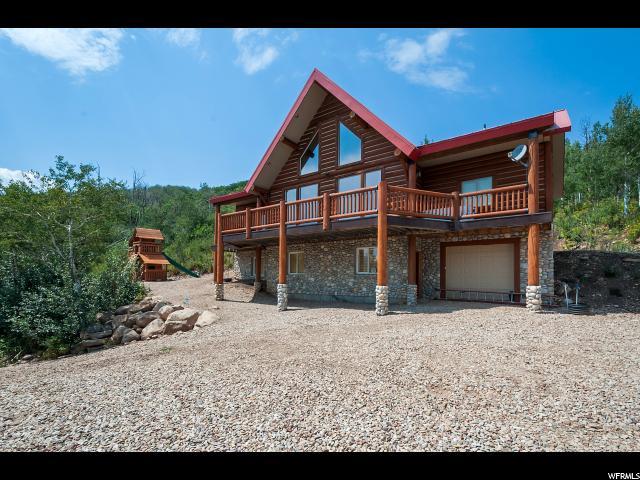 Один семья для того Продажа на 160 MOUNTAIN VIEW Road 160 MOUNTAIN VIEW Road Unit: 160 Oakley, Юта 84055 Соединенные Штаты