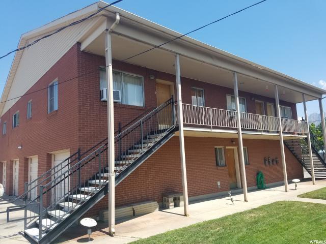 Частный односемейный дом для того Продажа на 161 E 5900 S 161 E 5900 S Murray, Юта 84121 Соединенные Штаты