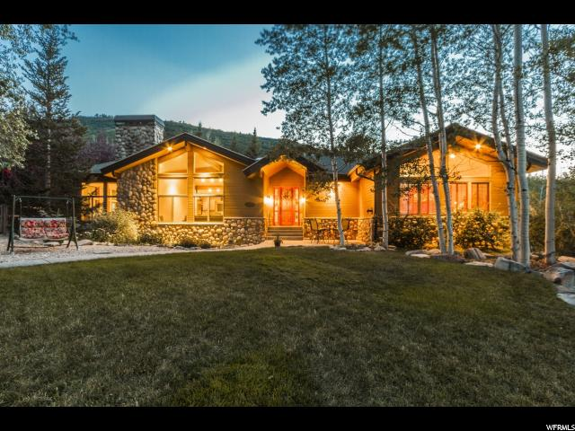 Single Family for Sale at 79 THAYNES CANYON Drive 79 THAYNES CANYON Drive Park City, Utah 84060 United States