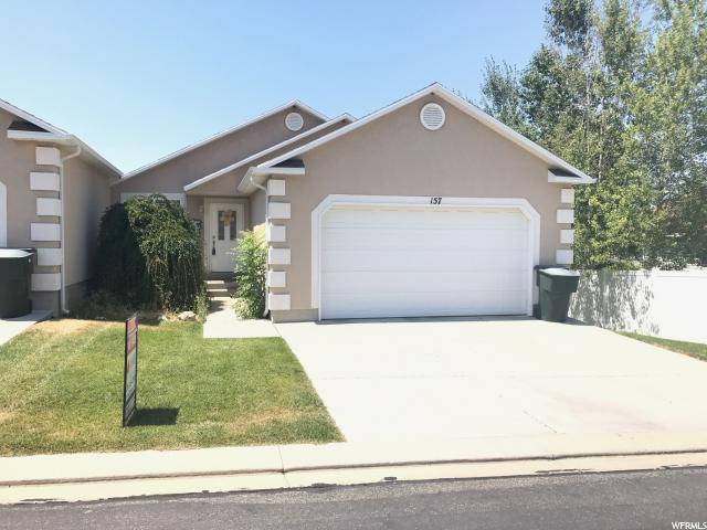 Condominium for Sale at 157 N 630 E Tooele, Utah 84074 United States
