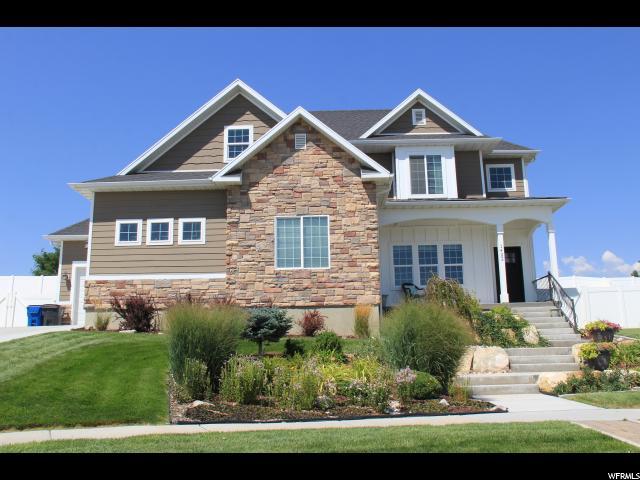 1422 S GARDEN VIEW CT, Saratoga Springs UT 84045