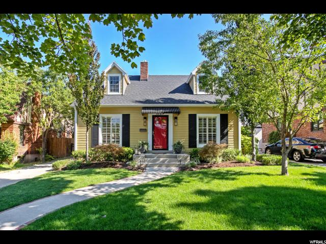 Home for sale at 1729 E Harvard Ave, Salt Lake City, UT 84108. Listed at 729000 with 3 bedrooms, 3 bathrooms and 2,656 total square feet