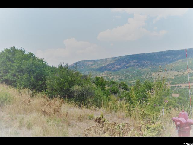 Terreno por un Venta en 1596 S RIDGELINE Drive Heber City, Utah 84032 Estados Unidos